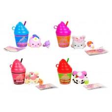 """Smooshy Mushy Frozen Delight """"Десертный коктейль"""" (2 серия), 16 шт. в дисплее (4 вида в ассортименте) ЦЕНА ЗА ШТУКУ! ОТГРУЖАЕМ ДИСПЛЕЯМИ!"""
