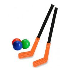 Хоккей на траве (в пакете, 5 деталей) (Рославльская игрушка, 9191в)
