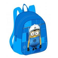Рюкзачок малый Миньоны (синий) . (РОСМЭН, 31908)