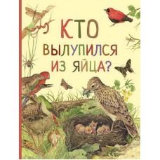 Книга. Удивительный мир животных. Кто вылупился из яйца?