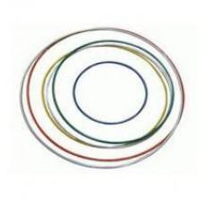 Хулахуп (обруч) гимнастический двухцветный d 900 мм ОСГ3 (Россия) (Россия, ОбручЦв.-2)