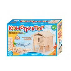Деревянный конструктор «Терем» (Русский сувенир, 70000)