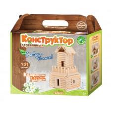 Деревянный конструктор «Башня» (Русский сувенир, 70006)