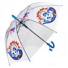 """Зонт """"Дельфин"""", 49см, прозрачный (Shantou City Daxiang Plastic Toy Products Co., Ltd, 42457)"""