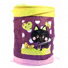 Игрушка-корзина 38*45см, Кошка (Shantou City Daxiang Plastic Toy Products Co., Ltd, 43296)