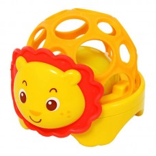 Погремушка, развив., свет, звук ( Лев) (Shantou City Daxiang Plastic Toy Products Co., Ltd, 50761)
