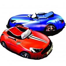 Надувные санки ватрушка-тюбинг машинки Snow Car D 120 x 87 см (Snow Show, SC)
