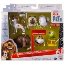 Secret Life of Pets 6 фигурок героев (SPIN MASTER, 72812-no)