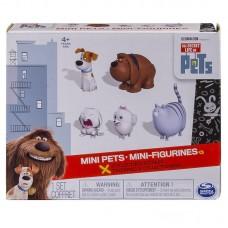 Secret Life of Pets 5 мини-фигурок (SPIN MASTER, 72817-no)