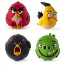 Angry Birds. Сердитая птичка-шарик (SPIN MASTER, 90503-no пц)