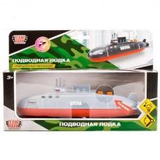 """Модель """"Технопарк"""".Подводная лодка """"Акула"""" 20см."""