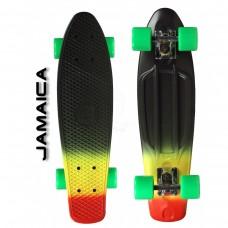 "Скейтборд 22"" TLS-401M Multicolor Jamaica"