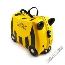 Детский чемодан на колесах Пчела Trunki (0044-GB01-P1)