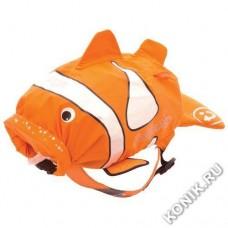 Рюкзак для бассейна и пляжа Рыба-клоун Trunki (0112-GB01)