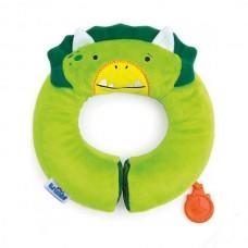 Подголовник детский Yondi Динозавр, зеленый Trunki (0144-GB01)