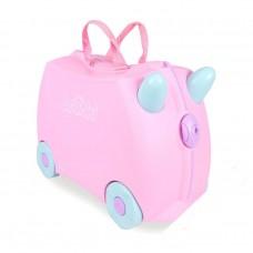 Чемодан на колесах Рози, розовый Trunki (0167-GB01)