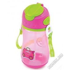 Бутылочка розовая Trunki (0295-GB01)