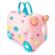 Чемодан на колесиках Фламинго Флосси Trunki (0353-GB01)