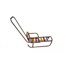 Санки со спинкой (Тульские санки, РЗ-1145.08)