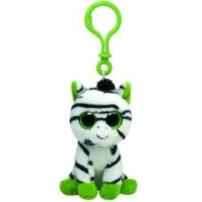 Брелок Зебра Zig-zag Beanie Boo's, 12,7см (TY, 36522-no)