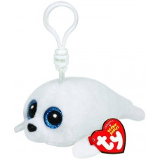 Брелок Белый тюлень Icing Beanie Boo's, 13см (TY, 36624)