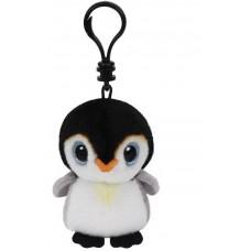 Брелок Пингвин Pongo Beanie Babies, 13 см (TY, 36651)