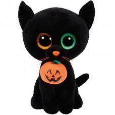 Beanie Boo's Кошка SHADOW черная, 33 см (TY, 37080)