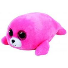 Beanie Boo's Тюлень Pierre розовый, 15см (TY, 37198)