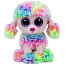 Beanie Boo's Щенок Пудель RAINBOW, 15см (TY, 37223)