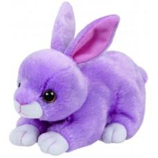 Beanie Babies Кролик DASH сиреневый (TY, 41179)
