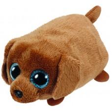 Мягкая игрушка Щенок (коричневый) Spangle Teeny Tys, 10 см (TY, 42214)