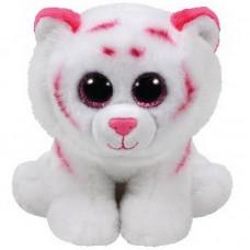 Classic Тигр TABOR розово-белый, 33 см (TY, 90247)