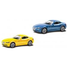 Машина металлическая RMZ City 1:43 BMW Z4 , без механизмов (UNI-FORTUNE Toys Industrial Ltd., 444001)