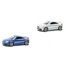 Машина металлическая RMZ City 1:43 Audi TT Coupe, без механизмов (UNI-FORTUNE Toys Industrial Ltd., 444004)