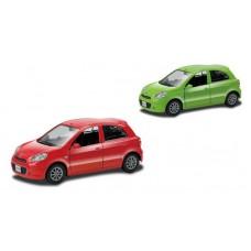 Машинка металлическая Nissan March 1:32, инерционная (UNI-FORTUNE Toys Industrial Ltd., 554011)