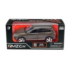Машина металлическая RMZ City 1:32 Volkswagen Touareg, инерционная, коричневый матовый цвет, 16.5 x 7.5 x 7 см (UNI-FORTUNE Toys Industrial Ltd., 554019M(B))