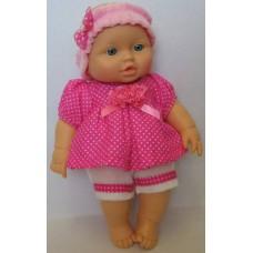 Кукла Малышка 8, девочка (ВЕСНА, В2190/С2190)