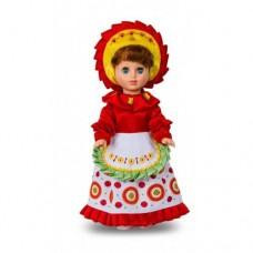 Кукла Алла Дымковская барышня 35 см. (ВЕСНА, В68)