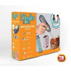 3Д Ручка 3DOODLER START, подарочный набор Архитектор (Wobble Works (HY) Limited, 3DS-ARCP-MUL-R)
