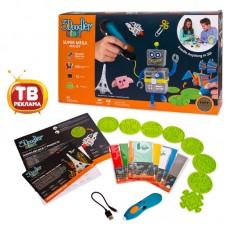 3Д Ручка 3DOODLER START МЕГА, большой подарочный набор (Wobble Works (HY) Limited, 3DS-MEGA-E-R-17)