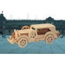 """Модель деревянная сборная """"Форд"""" (4пласт.) (Wooden Toys, P014)"""