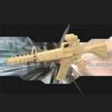 """Модель деревянная сборная """"Автомат Карабин"""" мал (Wooden Toys, P109)"""