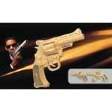 """Модель деревянная сборная """"Пистолет Бульдог"""" (Wooden Toys, P116)"""