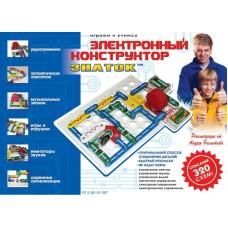 """Конструктор электронный ЗНАТОК """"320 схем"""""""