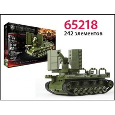 Конструктор World of tanks C - 51 242 деталей (ZORMAER, 65218)