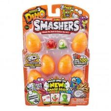 Дино-сюрприз Smashers в яйце, 8 шт.