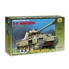 Модель сборная Немецкий средний танк Пантера